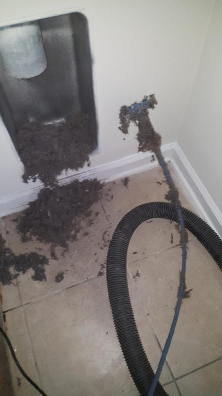 Dryer Vent Cleaning Archives