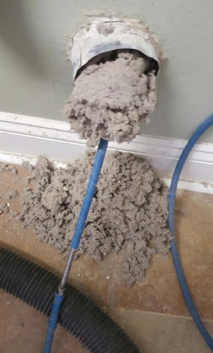 How much lint collects in a dryer vent archives - How to remove lint ...