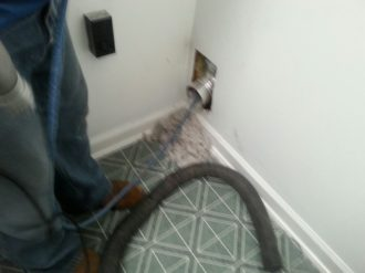 Jacksonville Dryer Vent Cleaning - Just In Time!